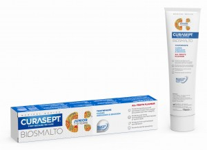 curasept biosmalto junior pasta tutti frutti 75 ml